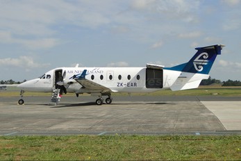 ZK-EAR - Air New Zealand Link - Eagle Airways Beechcraft 1900D Airliner