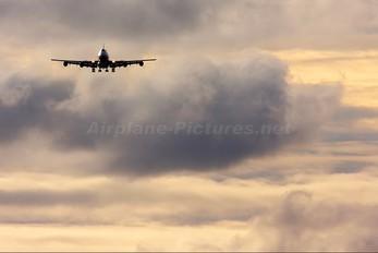 N540MC - Atlas Air Boeing 747-200F