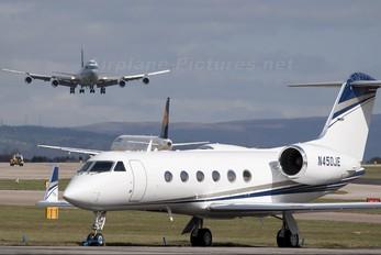 N450JE - Private Gulfstream Aerospace G-IV,  G-IV-SP, G-IV-X, G300, G350, G400, G450