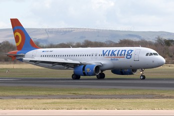 SX-SMT - Viking Hellas Airlines Airbus A320