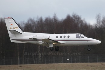 D-IEIR - Private Cessna 501 Citation I / SP