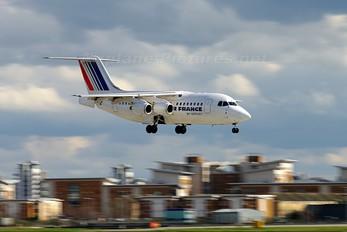 - - Air France - Cityjet British Aerospace BAe 146-200/Avro RJ85