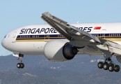 9V-SWI - Singapore Airlines Boeing 777-300ER aircraft