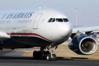 N279AY - US Airways Airbus A330-200