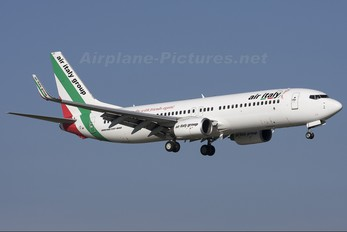 I-AIGN - Air Italy Boeing 737-800