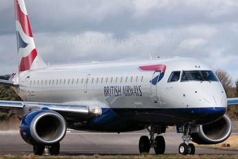 G-LCYF - British Airways - City Flyer Embraer ERJ-170 (170-100)