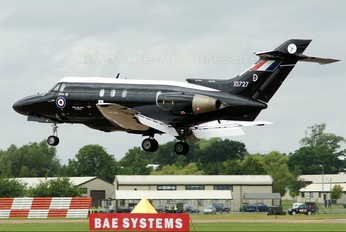 XS727 - Royal Air Force Hawker Siddeley HS.125 Dominie T.1