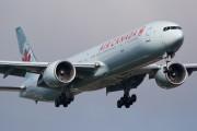 C-FIVR - Air Canada Boeing 777-300ER aircraft
