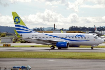 HK-4641-X - Aires Colombia Boeing 737-700