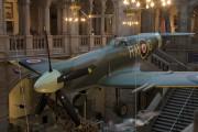 LA198 - Royal Air Force Supermarine Spitfire F.21 aircraft