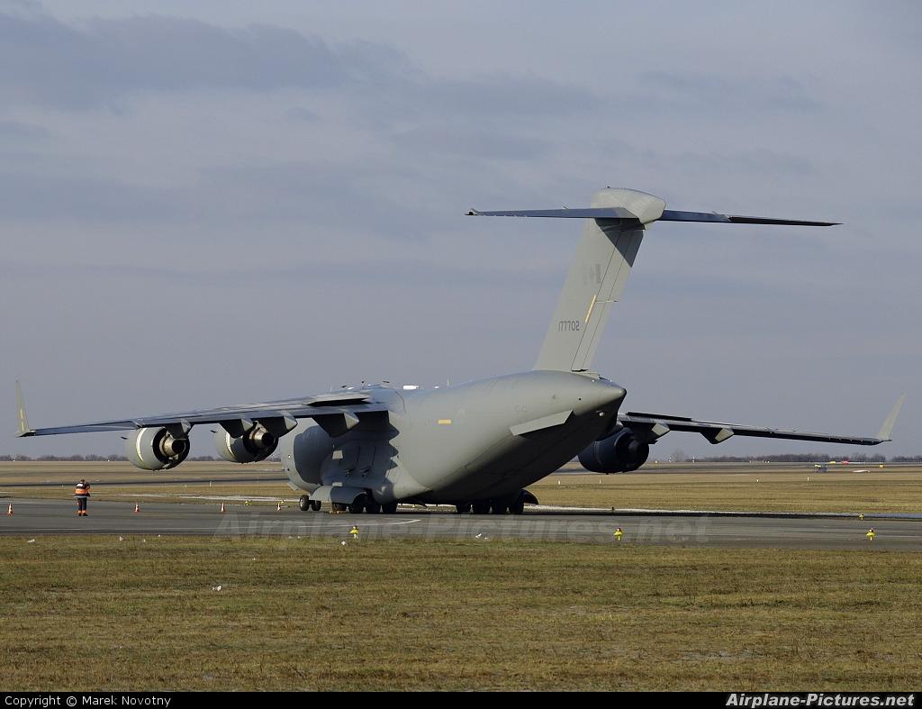 Canada - Air Force 177702 aircraft at Prague - Václav Havel