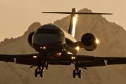 TC-ARD - ArkasAir Canadair CL-600 Challenger 604 aircraft