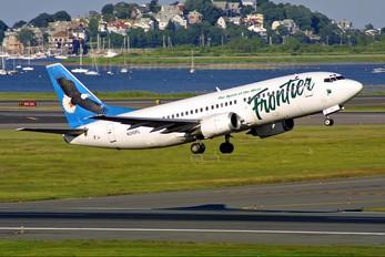 N310FL - Frontier Airlines Boeing 737-300