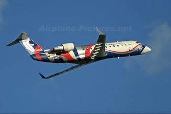 N451CA - Delta Connection - Comair Canadair CL-600 CRJ-200