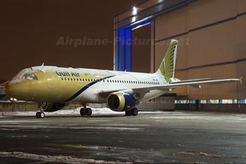 A9C-AE - Gulf Air Airbus A320