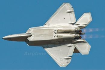05-4088 - USA - Air Force Lockheed Martin F-22A Raptor