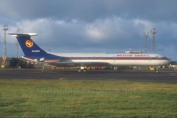 RA-86515 - Moscow Airways Ilyushin Il-62 (all models)