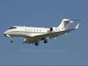 OE-HNL - International Jet Management Bombardier BD-100 Challenger 300 series