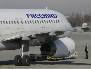 TC-FBJ - FreeBird Airlines Airbus A320