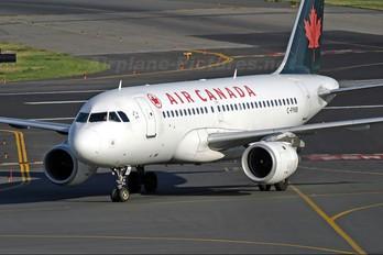 C-FYKR - Air Canada Airbus A319