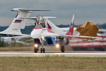 156 - MiG Design Bureau Mikoyan-Gurevich MiG-29OVT