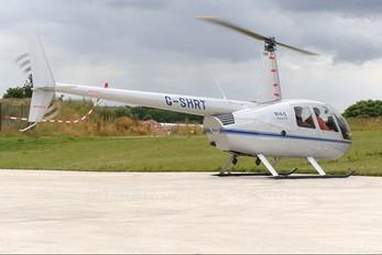 G-SHRT - Private Robinson R44 Astro / Raven