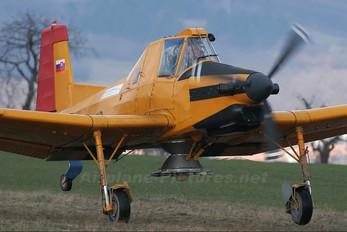 OM-VIG - Aero Slovakia Zlín Aircraft Z-137T Turbočmelák