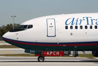 N287AT - AirTran Boeing 737-700