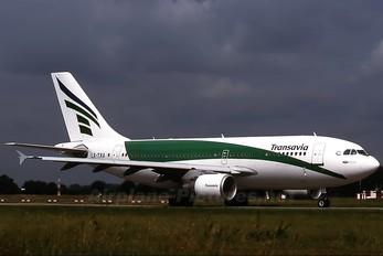 LX-TXA - Transavia Airbus A310