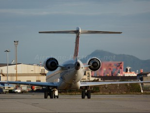 F-GRZM - Brit Air Canadair CL-600 CRJ-700