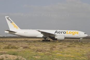 D-AALD - AeroLogic Boeing 777F