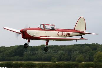 G-ALWB - Private de Havilland Canada DHC-1 Chipmunk