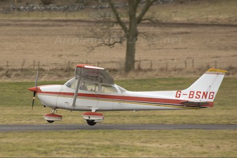 G-BSNG - Private Cessna 172 Skyhawk (all models except RG)