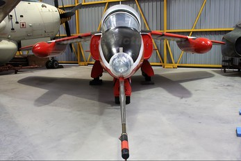 XR534 - Royal Air Force Folland Gnat (all models)