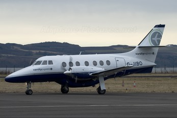 G-JIBO - Varsity Express Scottish Aviation Jetstream 31