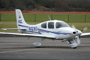 N121HT - Private Cirrus SR22