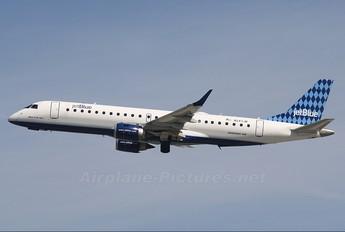 N247JB - JetBlue Airways Embraer ERJ-190 (190-100)