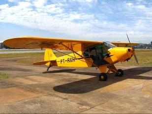 PT-AXH - Jundiaí Aero Club Piper PA-11 Cub