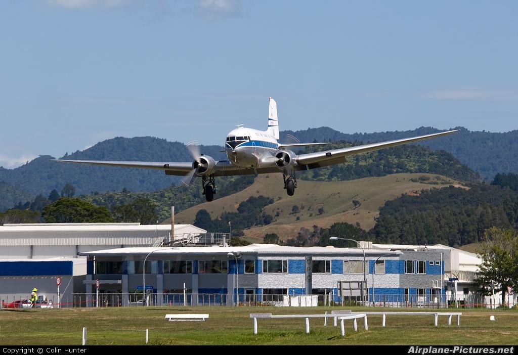 Private ZK-DAK aircraft at Whitianga