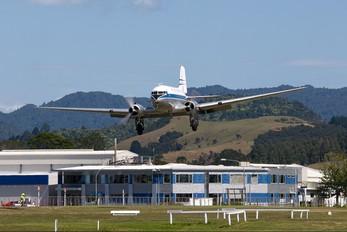 ZK-DAK - Private Douglas C-47D Skytrain