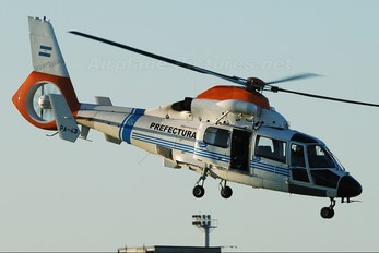 PA-43 - Argentina - Coast Guard Aerospatiale AS365 Dauphin II