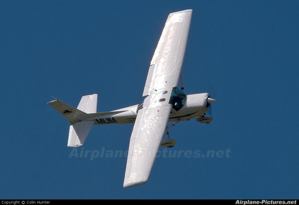 Private ZK-MUM aircraft at Whitianga