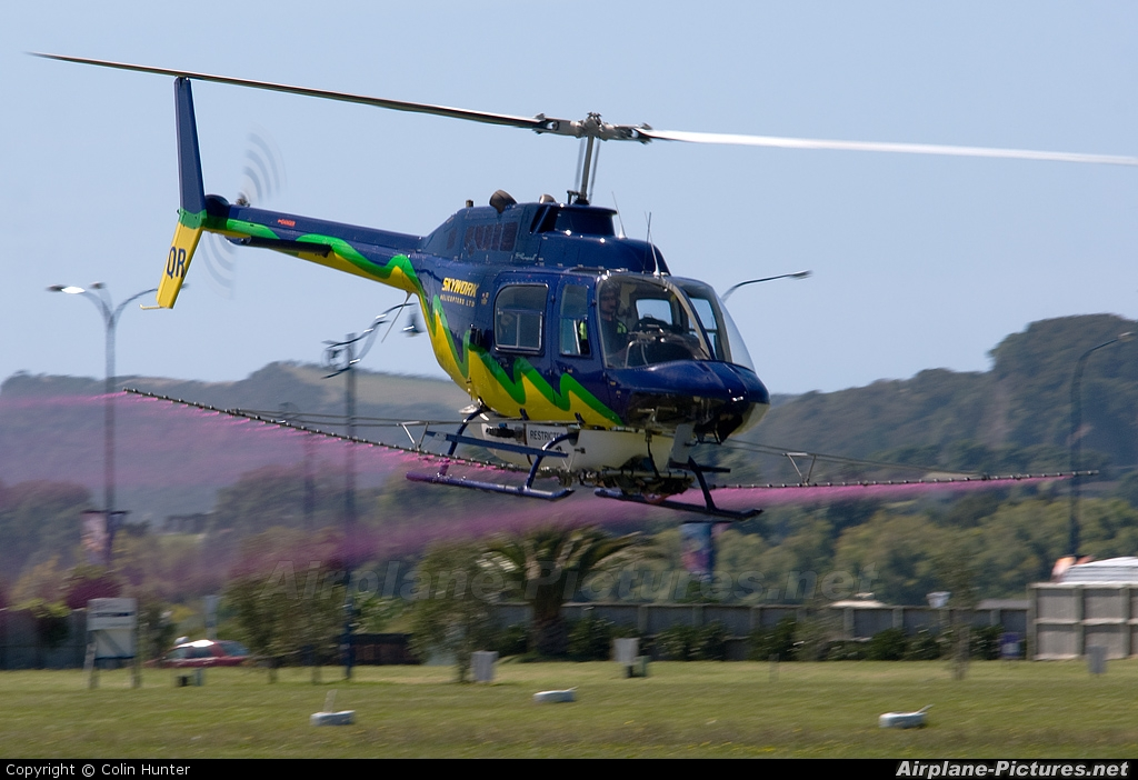 Private ZK-HQR aircraft at Whitianga