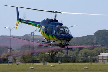 ZK-HQR - Private Bell 206B Jetranger