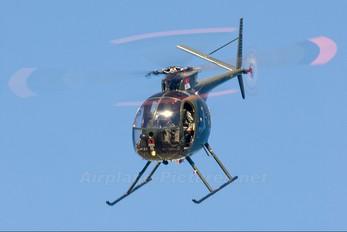 ZK-IUS - Private Hughes 369HS