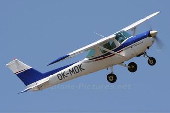 OK-MDK - Aeroklub Czech Republic Cessna 152