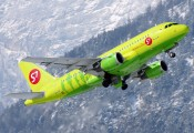 VP-BHG - S7 Airlines Airbus A319 aircraft