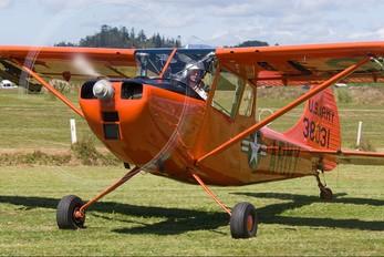 ZK-DOG - Private Cessna L-19/O-1 Bird Dog