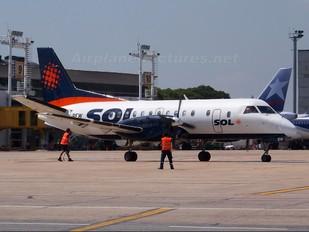 LV-BEW - Sol Lineas Aereas SAAB 340