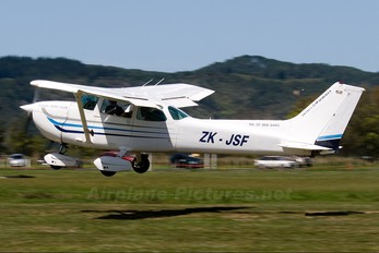 ZK-JSF - Private Cessna 172 Skyhawk (all models except RG)